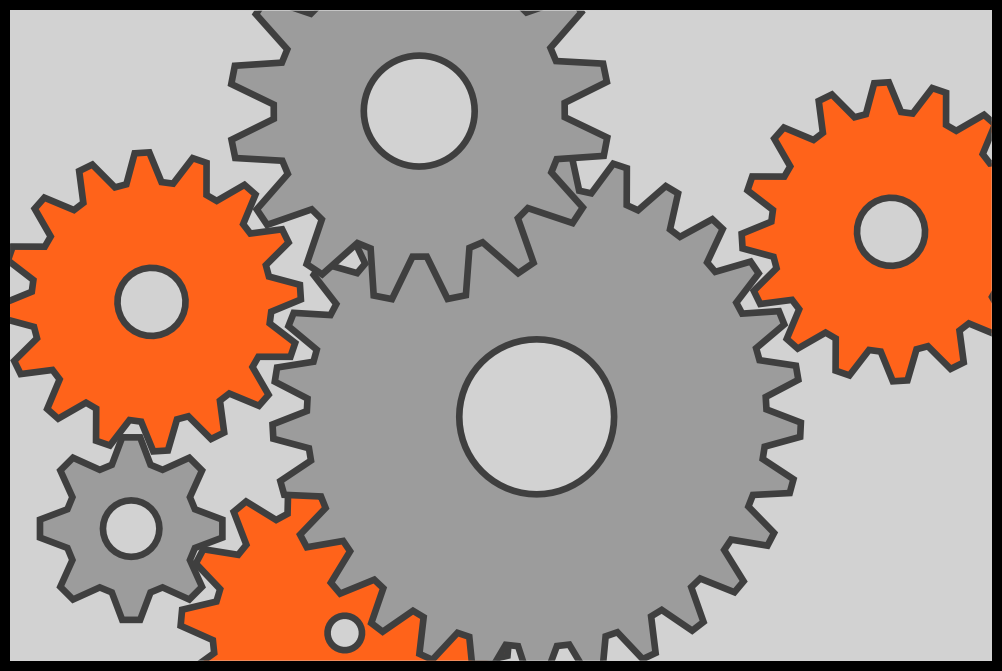 Romix Mission Cogs