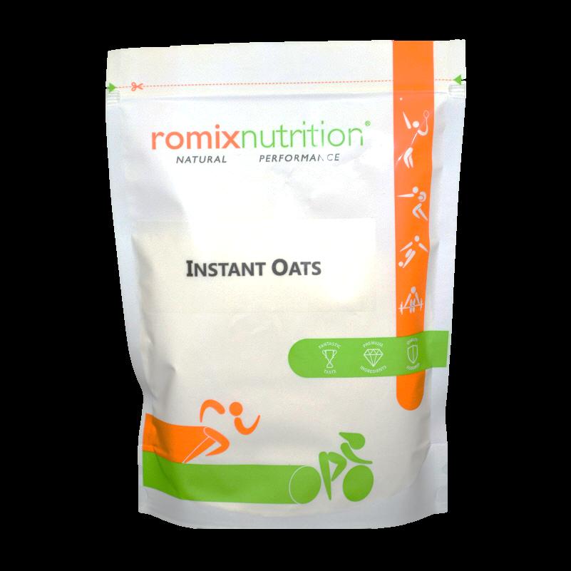 Romix Nutrition Gluten Free Instant Oats