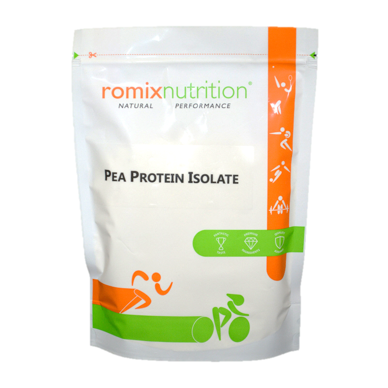 Romix Nutrition Pea Protein Isolate